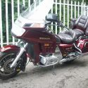 HONDA GOLDWING GL1200 INTERSTATE