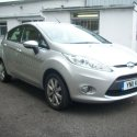 FORD FIESTA ZETEC  5DR 1.4i 96PS 11-11