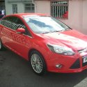 FORD FOCUS ZETEC  5DR 1.0i ECOBOOST 100PS 14-64