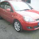 FORD FIESTA ZETEC CLIMATE 5DR 1.4TDCi 08-08
