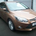 FORD FOCUS ZETEC  5DR 1.0i 100PS 13-13