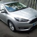 FORD FOCUS ZETEC  5DR 1.0i 125PS 15-15