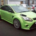 FORD FOCUS RS 2.5i 3DR 09-09