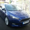 FORD FOCUS ZETEC S  5DR 1.0i 125PS 15-15